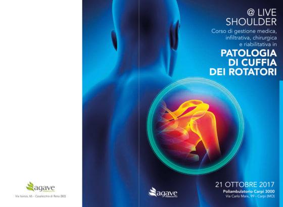 Corso di gestione medica in Patologia di Cuffia dei Rotatori